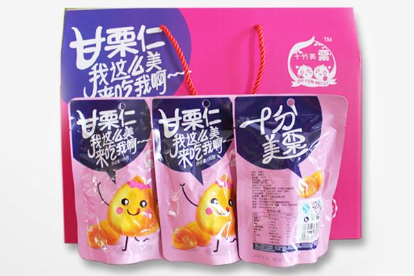 上海美味板栗加工厂家直销